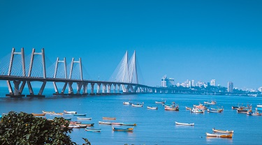 Worli sea link, Mumbai