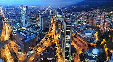 Bogota - Doing business in Colombia