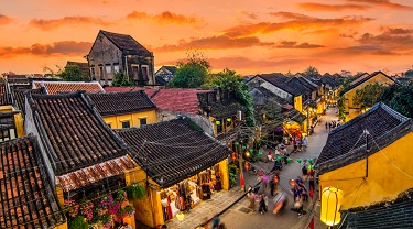 Hoi An Vietnam ancient city