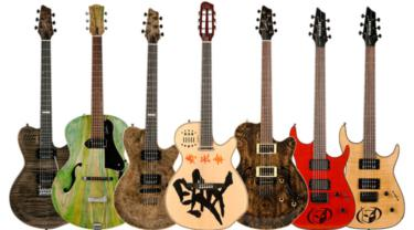 Godin Guitars EDC Feature