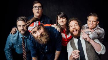 The Strumbellas – Exporter la culture et l'art