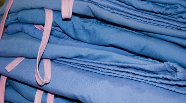 Medical scrubs and other PPE are in high demand.