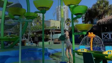 Montreal-based water park company Vortex Aquatic Structures International