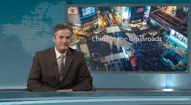 EDC Peter Hall: China at the crossroads