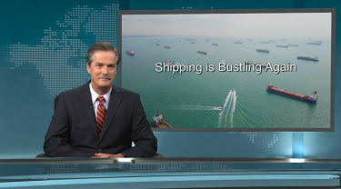 EDC Peter Hall: Shipping is bustling again