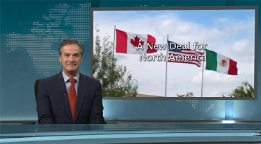 EDC Peter Hall: A New Deal for North America