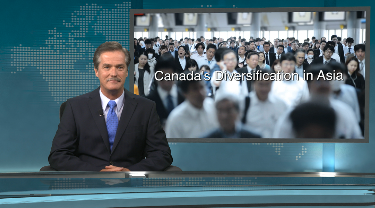 EDC Peter Hall: Canada diversification in Asia