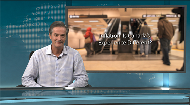 EDC Peter Hall: Canadian Inflation Experience