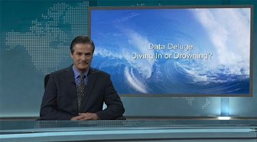 Peter Hall EDC: The Data Deluge