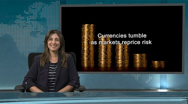 EDC Susanna Campagna: Currencies tumble as markets reprice risk