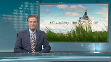 EDC Peter Hall: Alberta exports: A way out?