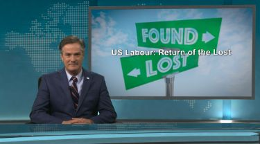 EDC Peter Hall: US Labour: Return of the Lost