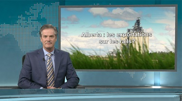 EDC Peter Hall: Alberta : les exportations sur les rails